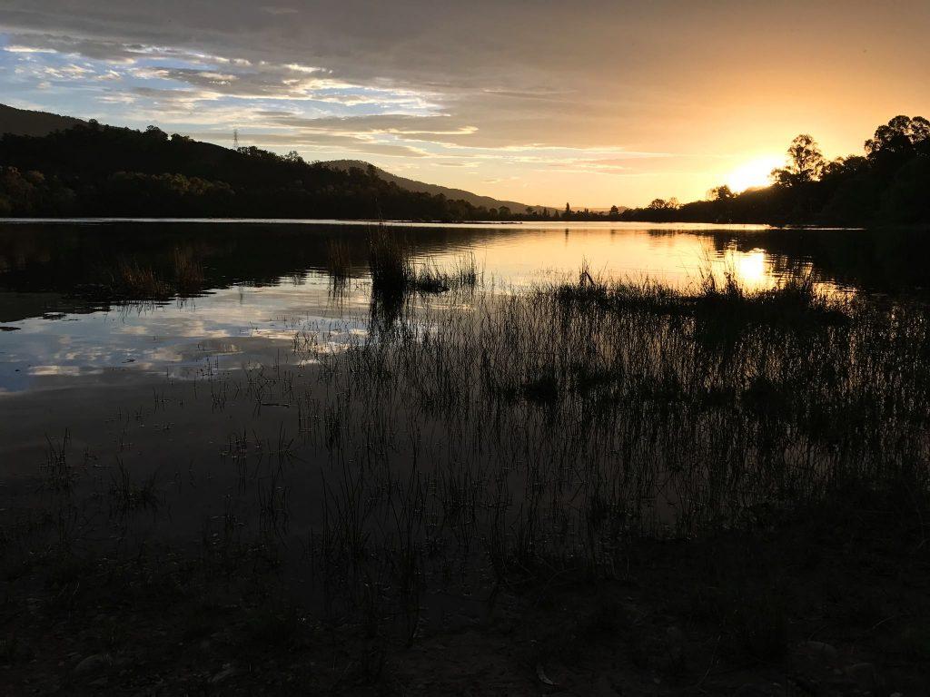 Eildon Pondage Holiday Park Lake Eildon