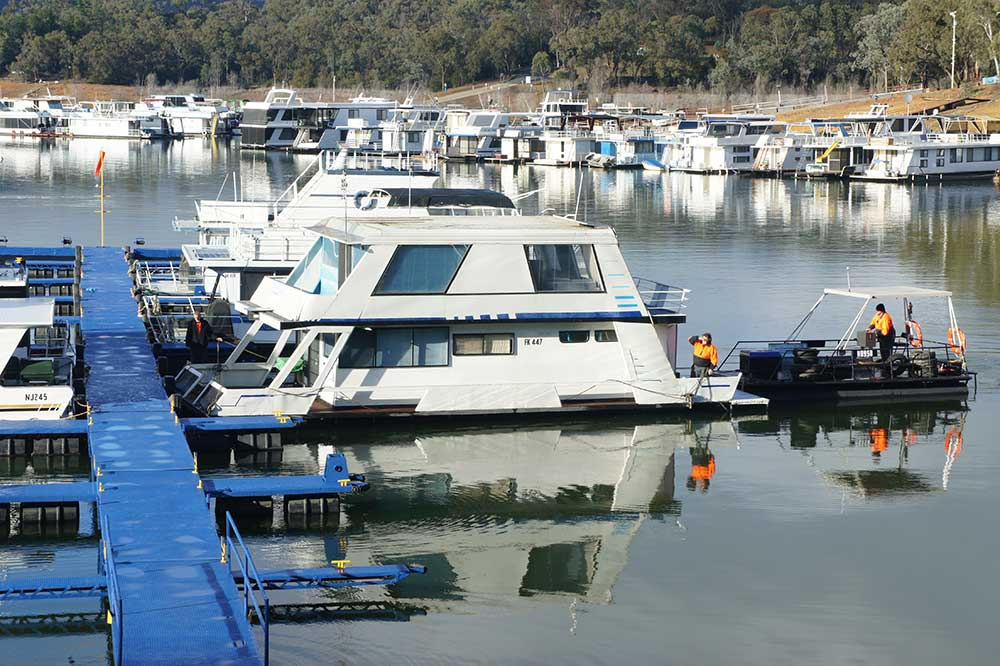 Jerusalem Creek Marina & Holiday Park