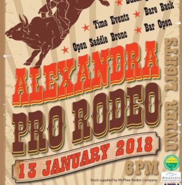 Alexandra Pro Rodeo