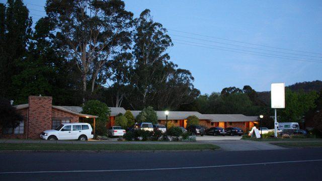 Eildon Parkview Motor Inn