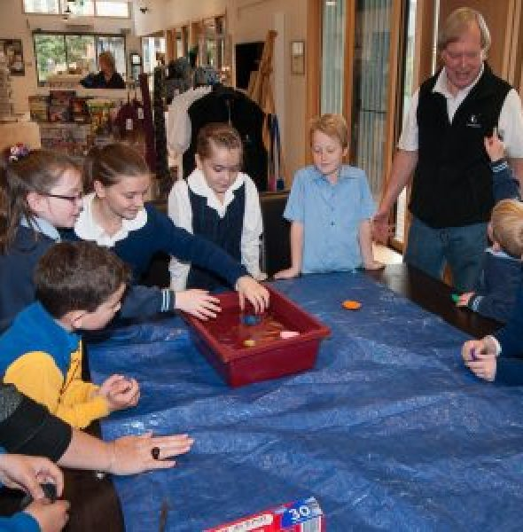 School Holiday Fun at The Y Water Discovery Centre