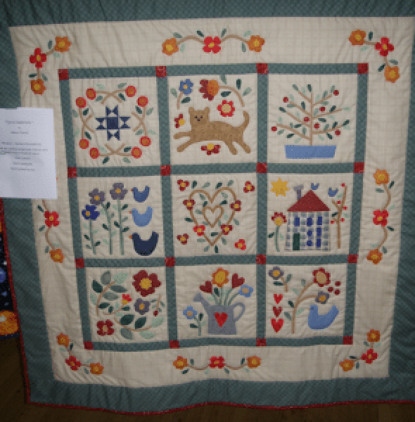 Alexandra Quilt Exhibition