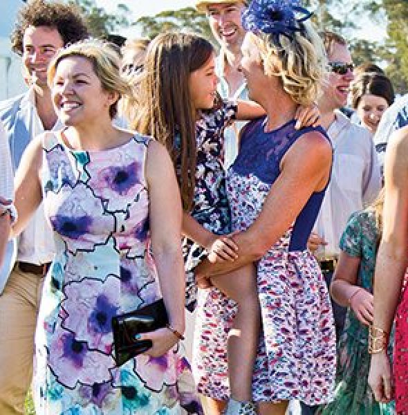 Mansfield Cup Day @ Mansfield Races