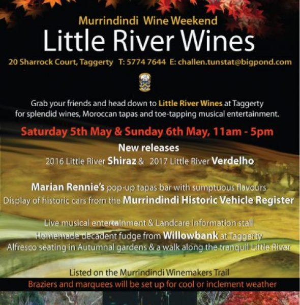 Murrindindi Wine Weekend