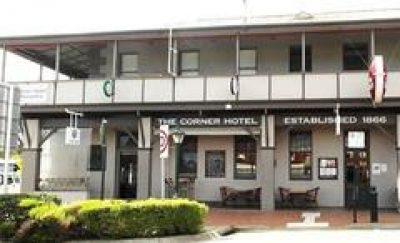 Corner Hotel Alexandra