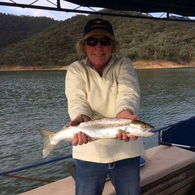 Eildon Fishing Report