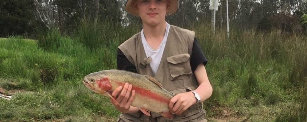 Eildon Fishing Report